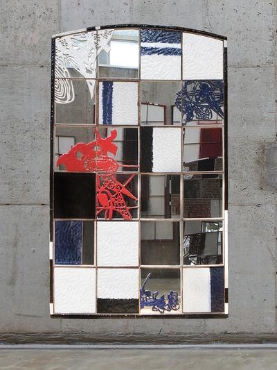 Shin Sang Ho, 'Beyond'n surface (mirror series)', 2015