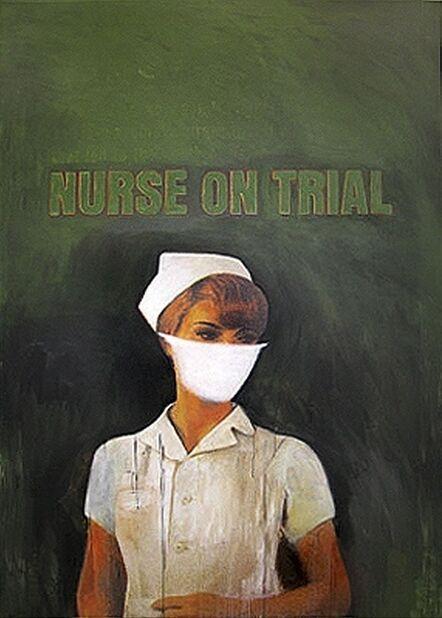 Richard Prince, 'Nurse on Trial', 2005