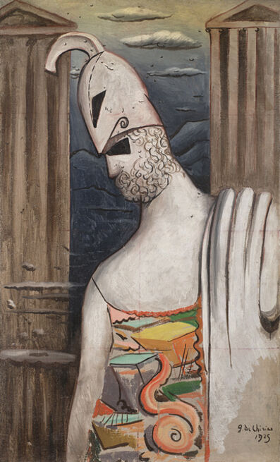 Giorgio de Chirico, 'Pericle', 1925