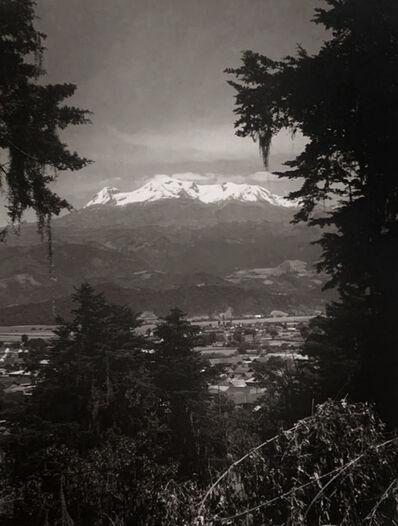 Hugo Brehme, 'Amecameca, Mexico', ca. 1920