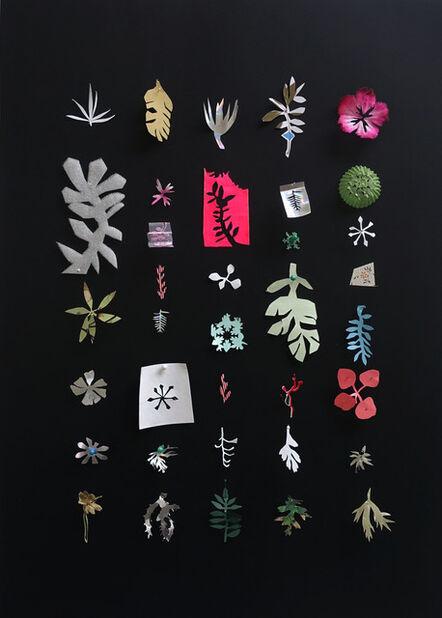 Mathilde Tinturier, 'Papiers Epingles', 2020