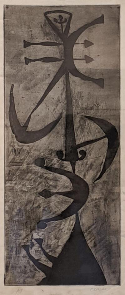 Geoffrey Clarke, 'Head', 1950