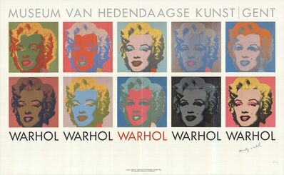 Andy Warhol, '10 Marilyns', 1982