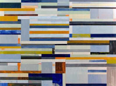 Lloyd Martin, 'Blue Scan', 2013