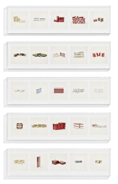 Taryn Simon, 'Cigarettes & Tobacco (Abandoned/Illegal/Prohibited)', 2010