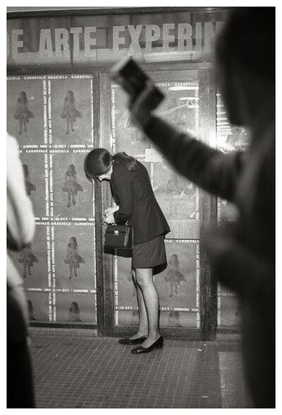 Graciela Carnevale, 'El encierro (Confinement) #5', 1968