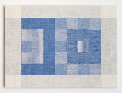 Susie Taylor, 'Texture Study Blue', 2020