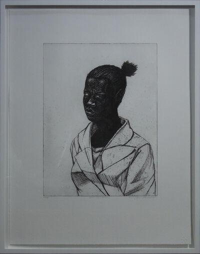 Kerry James Marshall, 'Untitled (Woman)', 2017