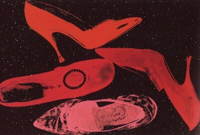 Andy Warhol, 'Shoes', 1980