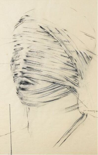 Igor Mitoraj, 'Senza Titolo (Visage Bende)', 1981