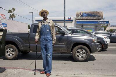 Franck Gérard, 'Beverly Boulevard, Central LA, Los Angeles, California.', 2014
