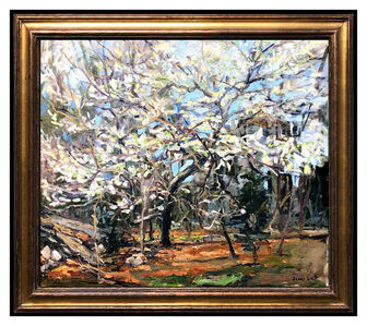 Jonas Lie, 'Blossoming Canopy', 20th Century