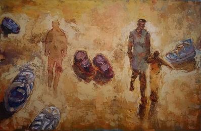 Fikile Mqhayi, 'Mothercraft', 2017