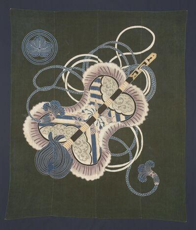 Unknown Artist, 'Wrapping Cloth (furoshiki)', 19th Century