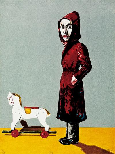 Zeng Fanzhi 曾梵志, 'Portrait', 2005