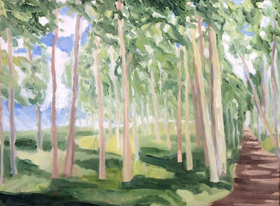 Addison Namnoum, 'Woods I', 2017
