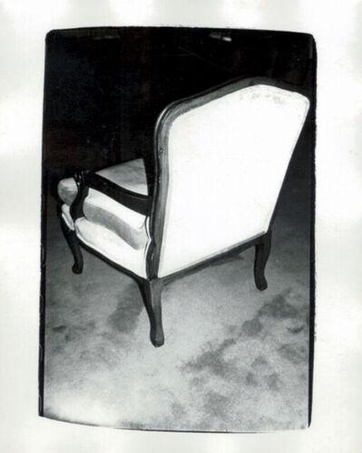 Andy Warhol, 'Chair', circa 1980s