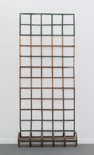 Daniel Dezeuze, 'Echelle', 1975