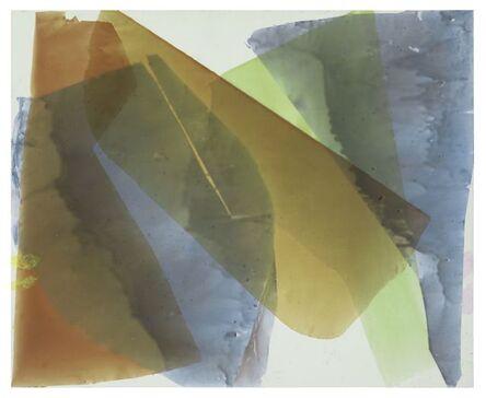 Jill Nathanson, 'Influence Green', 2014