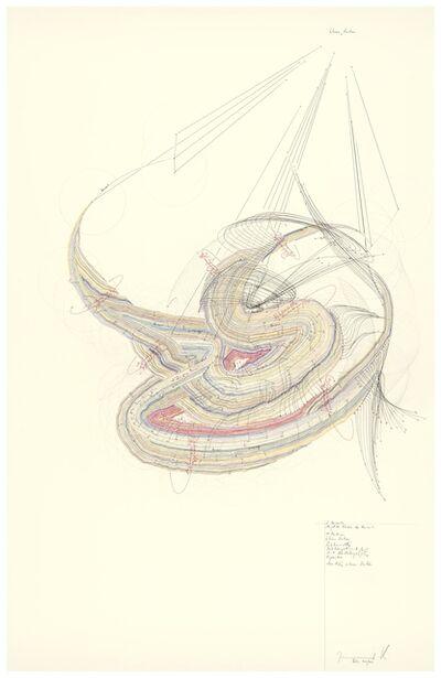Jorinde Voigt, '2 Horizonte (Mögliche Farben des Horizonts; 11 Positionen; ...)', 2013