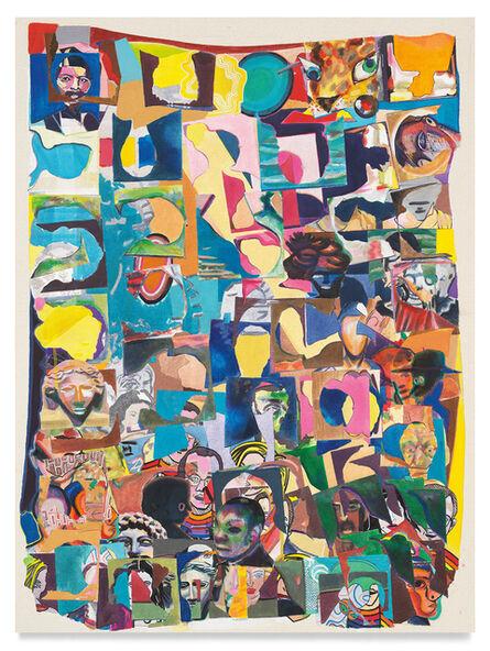 Franklin Evans, 'fugitivefacespace', 2020