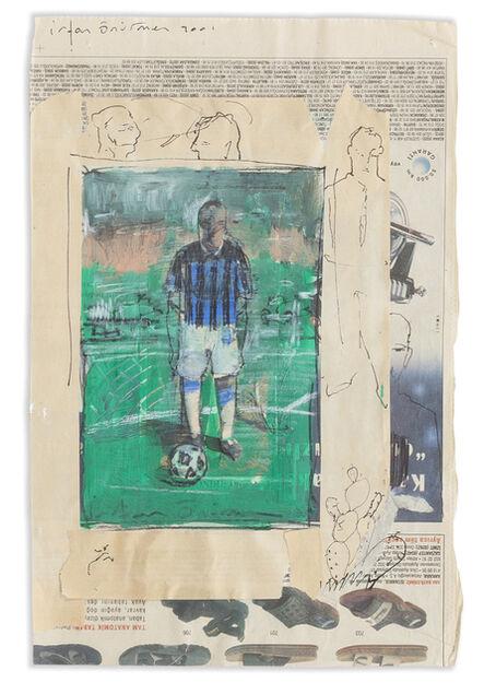 Irfan Önürmen, 'Newspaper Series 8', 2000-2002