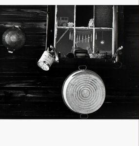 Oliver Gagliani, 'Washtub and Window', 1975