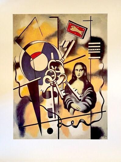 Fernand Léger, 'La Joconde aux clés, 1930', 2000