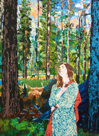 Lucinda Luvaas, 'Bliss', 2019