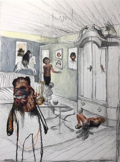 Juliane Hundertmark, 'The Visit', 2017