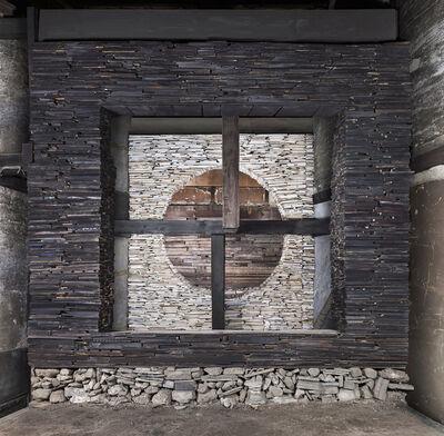 Marjan Teeuwen, 'Destroyed House Kyoto 4', 2020