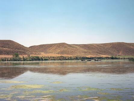 Edie Winograde, 'Crossing The Snake (Three Islands Crossing, Idaho) Ed. 10'