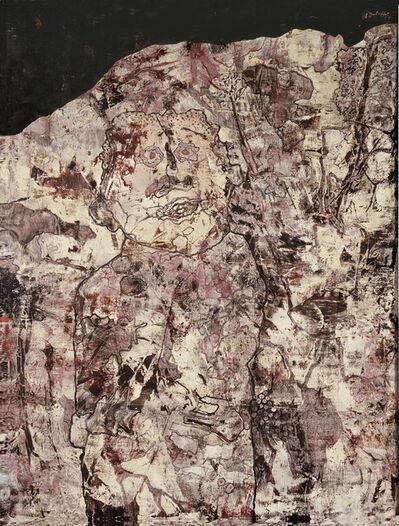 Jean Dubuffet, 'Passe furtif et décor', 1955