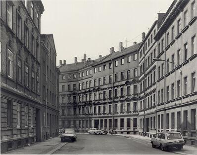 Thomas Struth, 'Bernhardstrasse 2, Leipzig', 1991