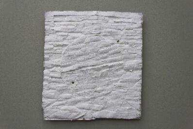 Tobias Putrih, 'White City / Front Tile', 2012