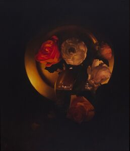 Chris Polunin, 'Flowers by Candlelight III', 2020