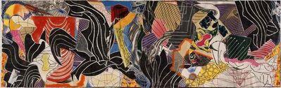 Frank Stella, 'The Fountain', 1992