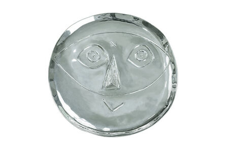Pablo Picasso, 'Tête au masque', Post-War