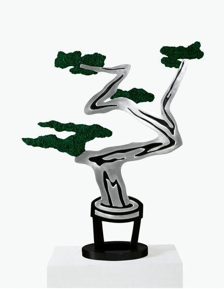 Roy Lichtenstein, 'Bonsai Tree', 1992