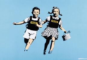 Banksy, 'Jack and Jill', 2003