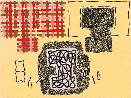 Jonathan Lasker, 'Approaches to Identity', 2001