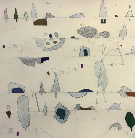 Manu vb Tintoré, 'aquell altre territori desitjat nº 12', 2019