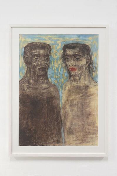 Lutz Hatzor, 'Noli Me Tangere', 1967