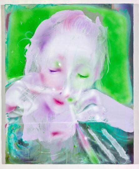 Emilie Stark-Menneg, 'Cosmic Rails', 2021