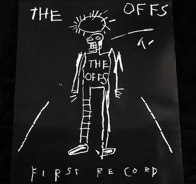 Jean-Michel Basquiat, 'Basquiat, The Offs ', 1984