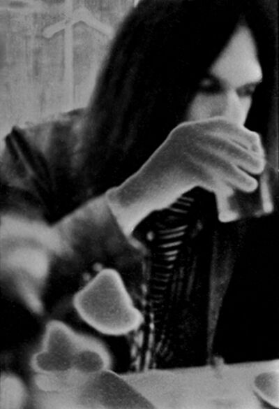 Graham Nash, 'Neil Young 1971 ', 1971