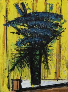 Bernard Buffet, 'Ombelles bleues', 1966