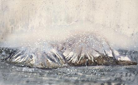 Julia von Metzsch Ramos, 'Graves Island in Snow', 2015