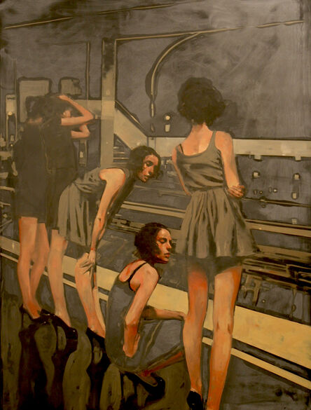 """Michael Carson, '""""One Point""""', 2021"""