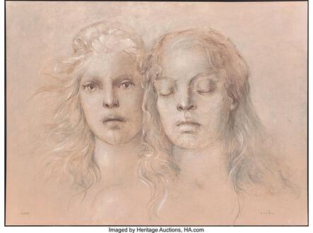 Leonor Fini, 'Tristan und Isolde', 1978
